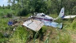 Количество жертв крушения самолета под Хабаровском возросло додвух