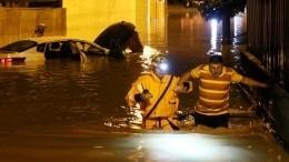 Один человек погиб итрое пропали после наводнения вСочи