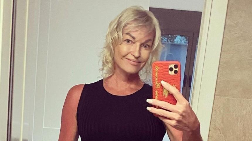 Большая грудь исекс 4 раза вдень: Волочкова нашла причину зависти кней Собчак