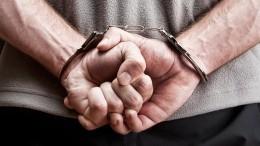 Видео задержания подозреваемого врасстреле замначальника уголовного розыска Ставрополя