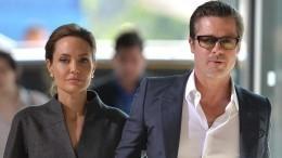 Джоли добилась отстранения вставшего насторону Питта судьи
