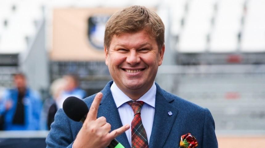 Губерниев свосторгом отреагировал напервое золото России наОлимпийских играх вТокио