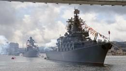 Путин: «Есть все необходимое, чтобы нанести военный удар»