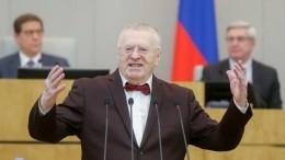 Жириновский призвал Зюганова оставить Грудинина впокое