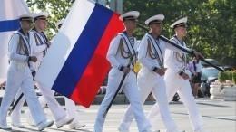 ОтПетербурга доВладивостока: как отметили День ВМФ вразных уголках России