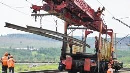 ВЗабайкалье открыто движение поездов поТранссибу после мощных паводков