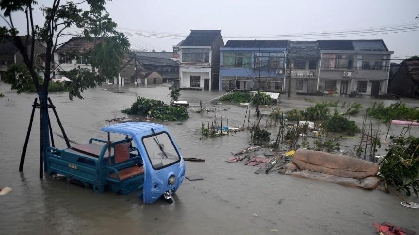 Кдождям добавился град: наЕвропу обрушились новые наводнения
