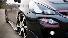 Автовладельцы начали получать штрафы занезаконный тюнинг