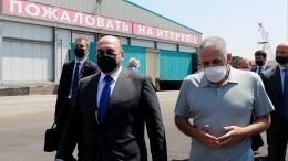 Мишустин заявил опланах ввести наКурилах режим свободной таможенной территории