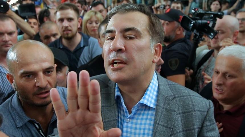 Есть план: Саакашвили нашел альтернативу Киеву после запуска «Северного потока-2»