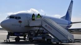 Подавший сигнал тревоги рейс Belavia приземлился вДомодедово наодном двигателе