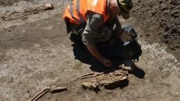 «Тактика выжженной земли»— вКарелии найдено массовое захоронение вековой давности