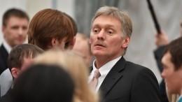 «Ситуация далека отнормализации»: Песков рассказал озащите Путина отCOVID-19