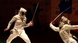 Российские саблистки завоевали золото исеребро наОлимпийских играх вТокио