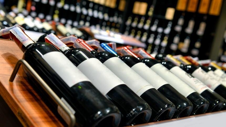 Минфин разъяснил правила импорта алкоголя