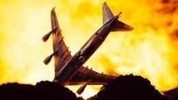 Заходивший напосадку самолет разбился вСША
