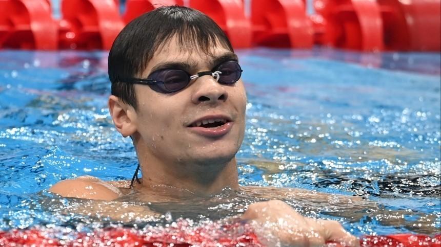 Россиянин выиграл золото Олимпиады вплавании впервые с1996 года