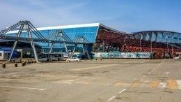 Планы грандиозные: Мишустин осмотрел строящийся аэропорт вЮжно-Сахалинске