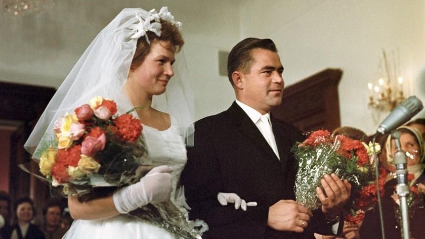 Кримплен ишляпки: Как выглядели невесты вовремена СССР?