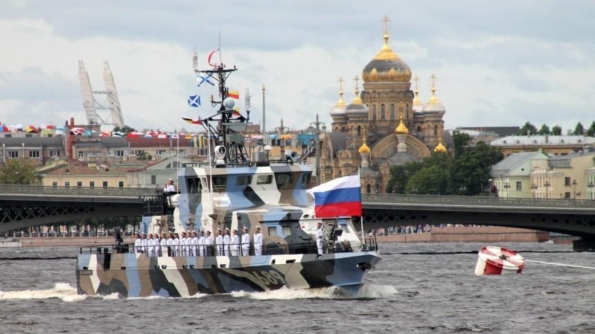«Надеюсь, пощадят»: иностранцы оценили мощь военно-морского флота России