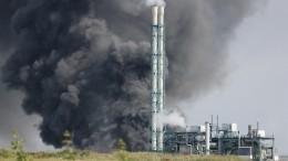 ВBayer опровергли взрыв натерритории иххимзавода вГермании