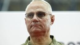 Зеленский отправил вотставку главнокомандующего ВСУ Хомчака