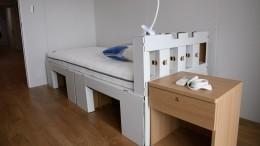 Спортсмены изИзраиля сломали «антисекс-кровать» волимпийской деревне вТокио