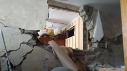 Взрыв прогремел вмногоэтажном доме вБарнауле