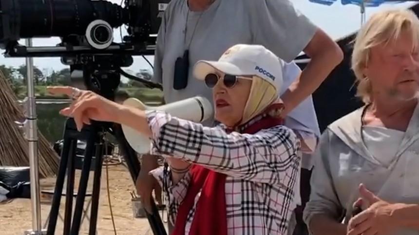 Светлана Дружинина сообщила озавершении съемок пятой части «Гардемаринов»