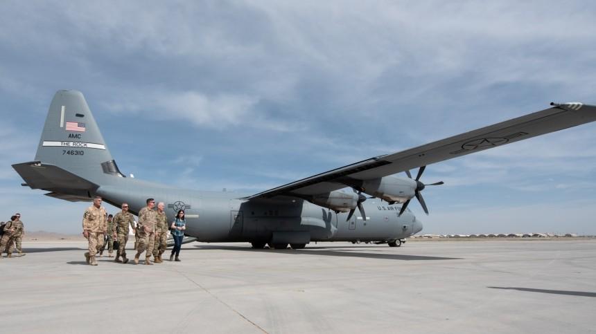 Шойгу рассказал, что вывод войск США изАфганистана привел квсплеску терроризма