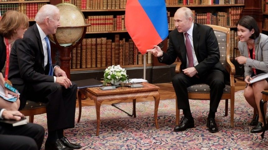Читатели Daily Mail резко отреагировали наслова Байдена о«проблемах» Путина