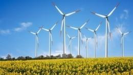 «Символ нелепых фантазий»: Украина хочет добывать газ спомощью ветряных мельниц