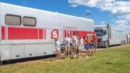 Раскрыли тайны телемастерства! Первые смены летнего клуба Igora Kids Camp прошли вЛенобласти