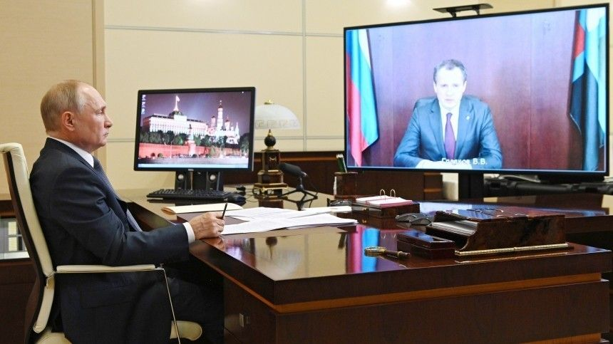 Путин одобрил создание особой экономической зоны вБелгородской области