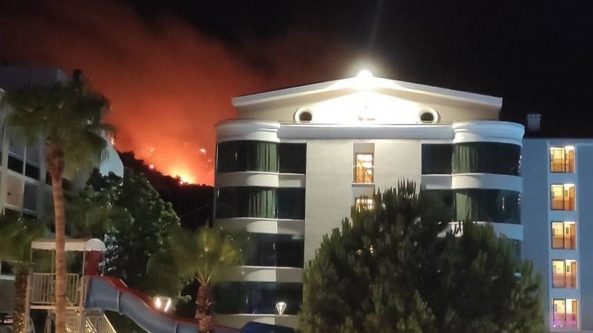 Российская туристка оситуации натурецком курорте: «Везде гарь, дым исмог»