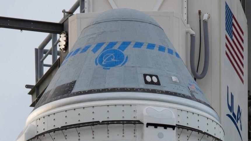 Полет Starliner кМКС отложен из-за проблем смодулем «Наука»