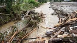 Сошедший насело вДагестане селевой поток лишил жителей домов имагазина