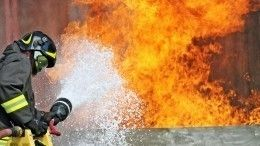 Названы три основные версии пожара наскладе вМоскве