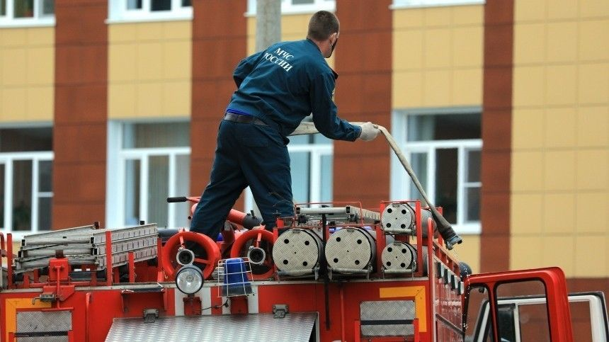 Взрыв произошел нахимическом предприятии вРостовской области
