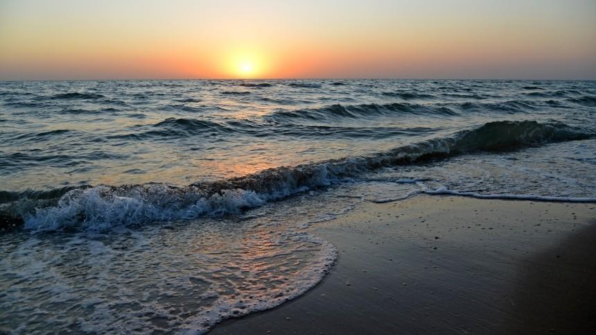 Воду для Крыма добыли под Азовским морем