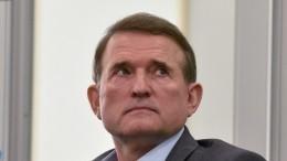 Киевский суд оставил Медведчука под круглосуточным домашним арестом