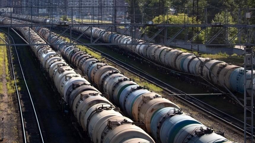 Правительство РФможет запретить вывоз бензина заграницу