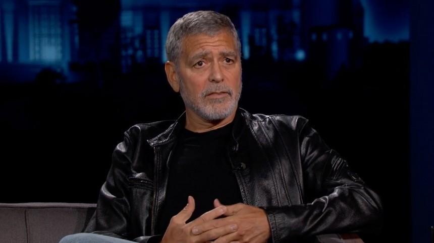 Джордж Клуни ответил наслухи оскором рождении наследников-близнецов