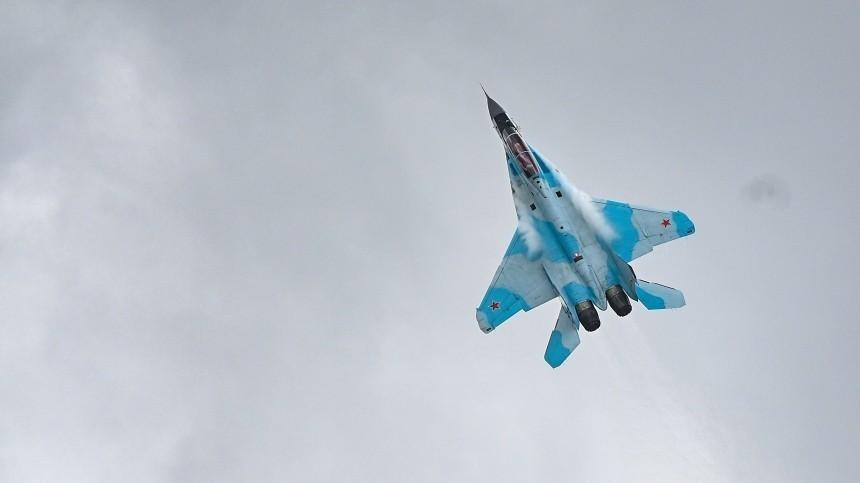 СМИ сообщили окрушении Су-35 вСахалинской области