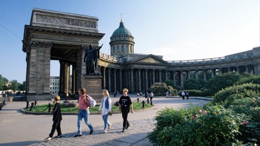 Прогулки поПетербургу. Площади Северной столицы