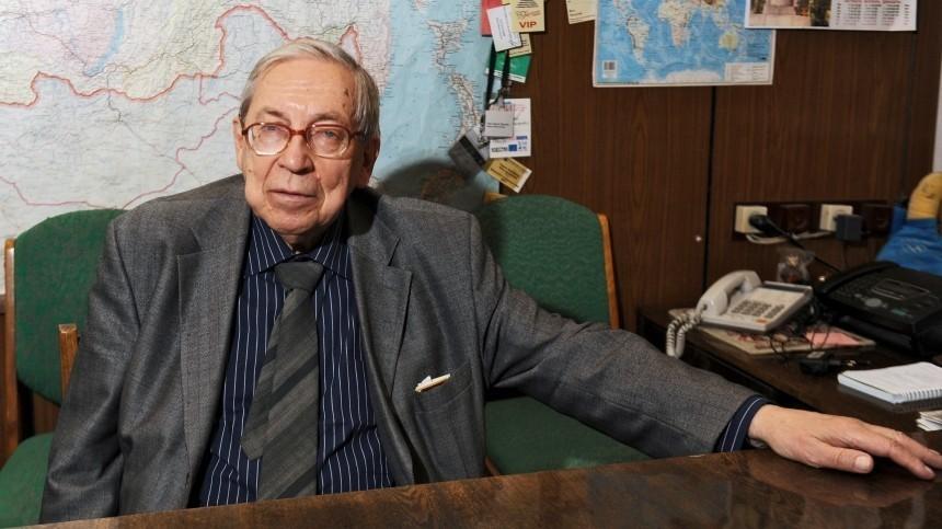 Умер гуру российской журналистики Ясен Засурский
