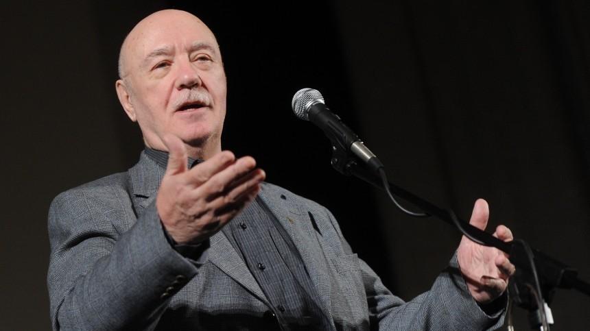 Леонид Куравлев начал падать вобмороки из-за проблем сдавлением