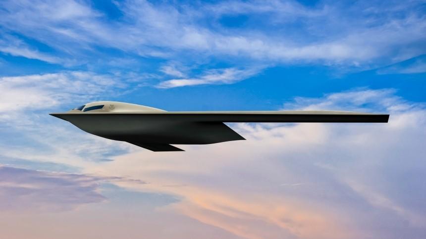 Новый американский бомбардировщик назвали «худшим кошмаром» России