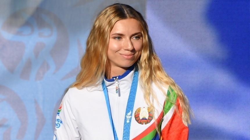 МОК высказался осанкциях кНОК Белоруссии поделу легкоатлетки Тимановской
