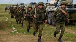 Совместные учения миротворцев РФиУзбекистана начались уграниц Афганистана